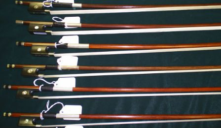 Violin Bows Ivory Budafest Festival Orchestral New York Ivory Bows Confiscation