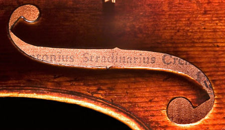 Stradivari died on this day 277 years ago but which for Soil 1714 stradivarius