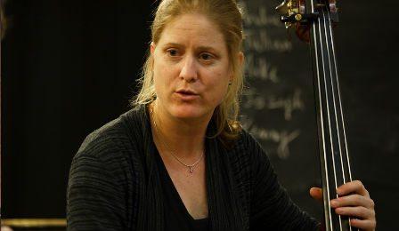 Kristen Bruya Minnesota Orchestra Double Bass Bassit Cover