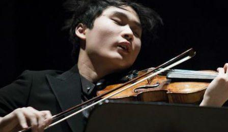 InMo Yang Paganini Competition Cover