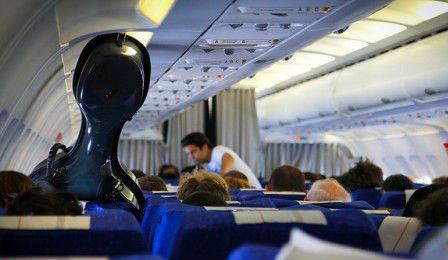 Air Canada Cello Seat On Board Cover