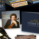Itzhak Perlman Box Set CD Giveaway Cover