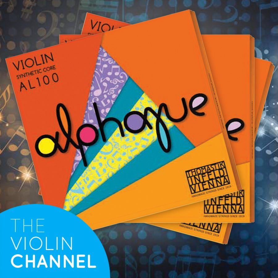 Thomastik-Infeld Alphaque Violin String Sets