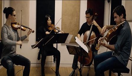 Attacca STring Quartet Star Wards Cover