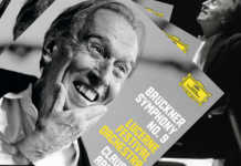 Claudio Abbado Bruckner Final Record CD Giveaway Cover
