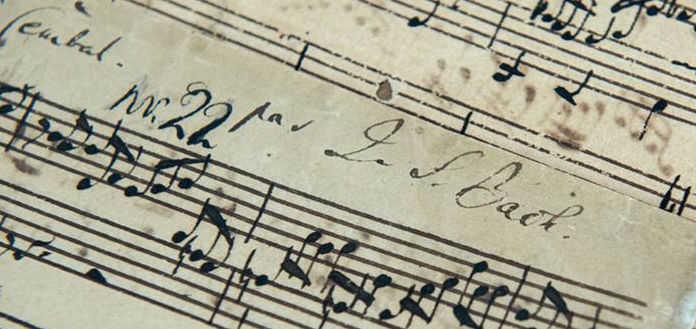 Bach Score Christies