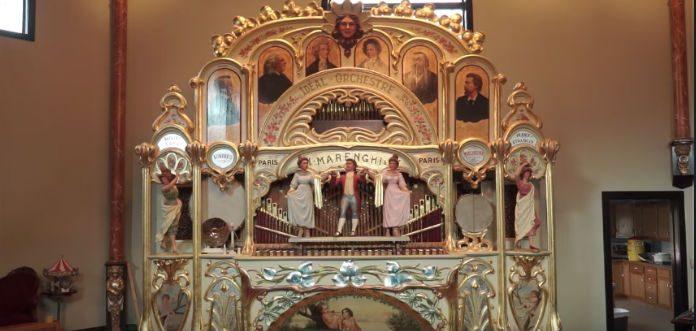 Bohemian Rhapsody Fairground Organ