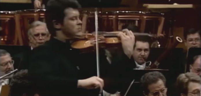 Vadim Repin Sibelius