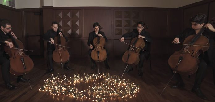 Sakura Cello Quintet Star Wars