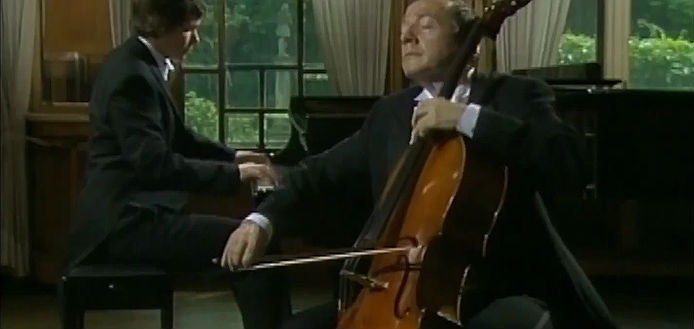 Brahms Cello Sonata No. 1 - New to Youtube