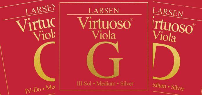 Larsen Virtuoso Strings for Viola
