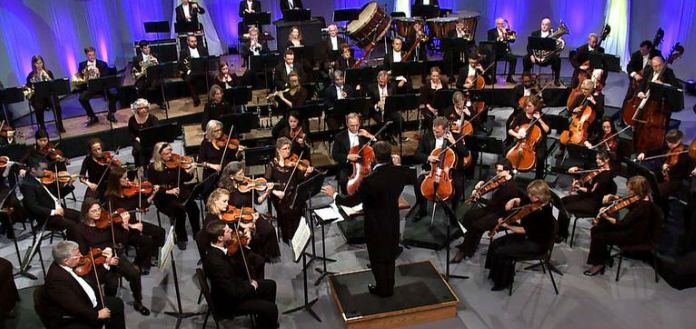San Antonio Symphony Orchestra Cover